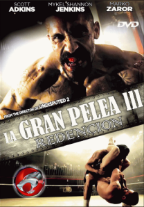 La gran pelea 3 – Redencion [DVDRip] [Latino]